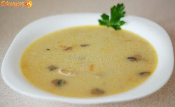 как приготовить суп с плавленными сырками
