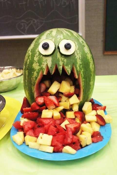 Смешная картинка салат