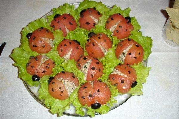 какой можно сделать салат быстро