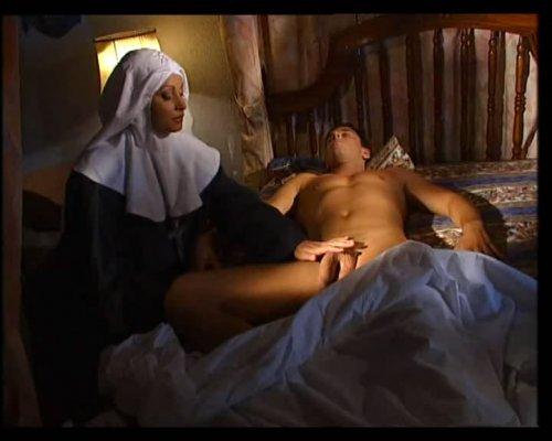 Кинофильм секс в монастыре #3
