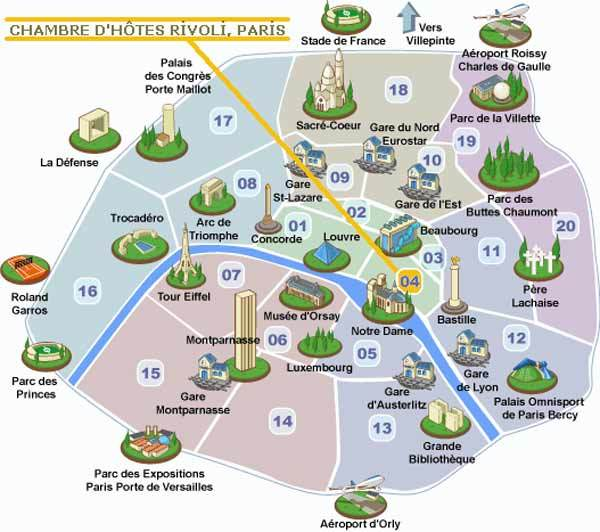 Карта афины на русском