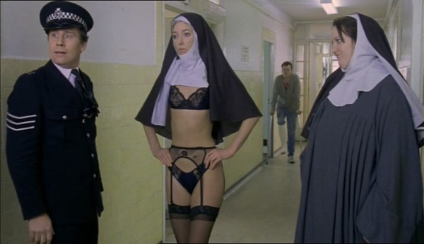 монашки в бегах порно