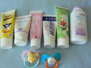Ответы@Mail.Ru: Как лечить опрелости у новорожденного, особенно у ...