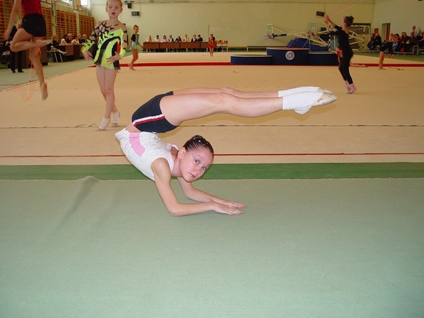 мексиканка гимнастика фото