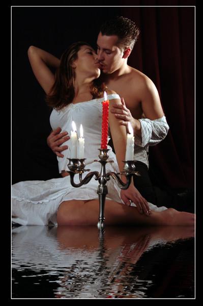 страстное окончание романтического вечера видео - 8