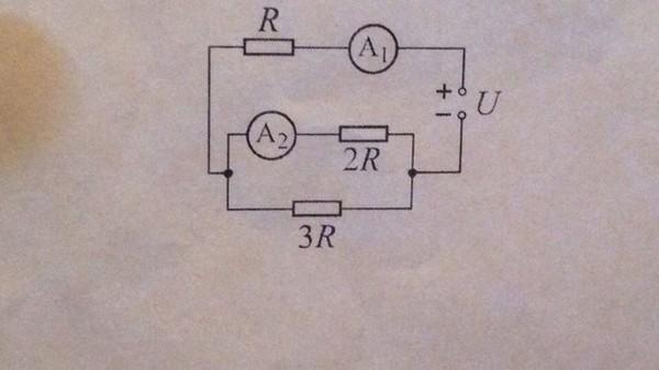 электрической цепи, схема