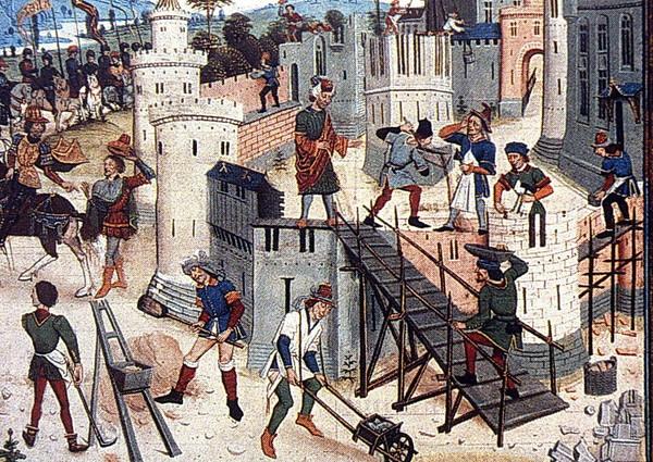 Жизнь В Средневековье