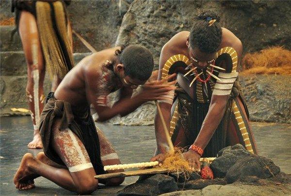 Видео сексуальных обрядов у древних племен