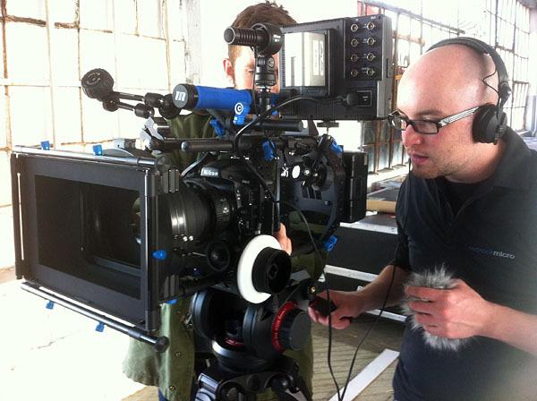 камеры для съемок клипа сказать