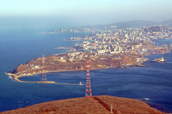 Приморский край город владивосток