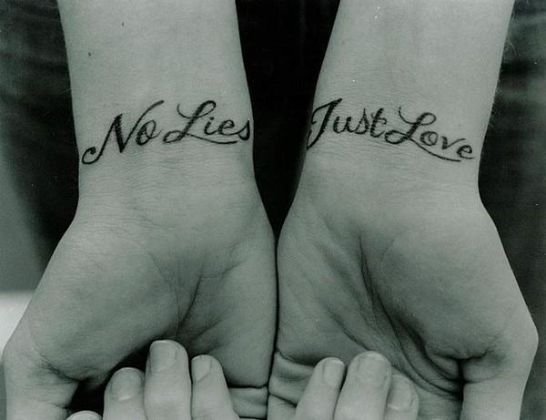 Парные татуировки: значение, 41 фото татуировки, эскизы 79