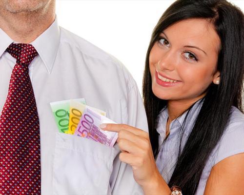 для богатая женщина ищет мужчину за деньги для детей День