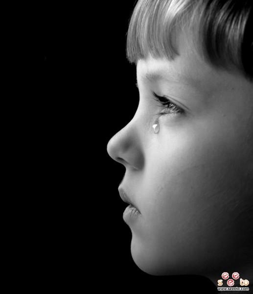 Картинки мальчик плачет со слезами