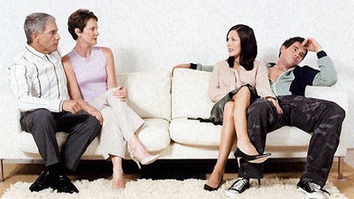 знакомство с родителями девушки советы