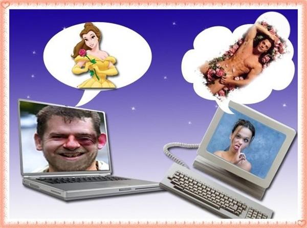 Страстный онлайн через скайп флирт узнать