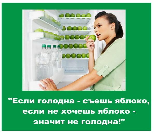 мотиваторы на холодильник для похудения