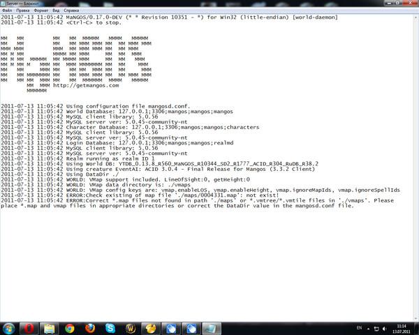 Скачать готовый сервер wow 3. 3. 5. A.