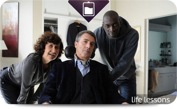 Французкий фильм про негра