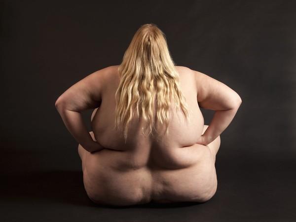 фото женщин сзади толстых