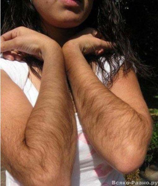 Волосатая руки