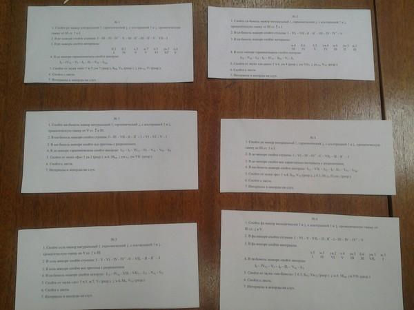 задания для выпускных экзаменов в дмш по сольфеджио обжаловать решение