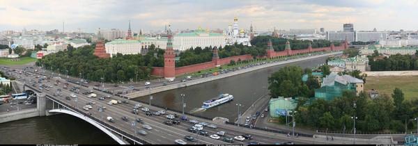 Панорама московской области