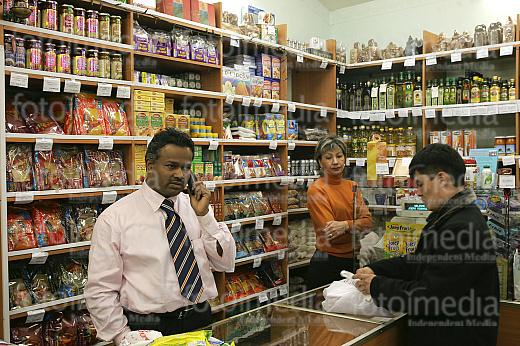 Открыть индийский магазин