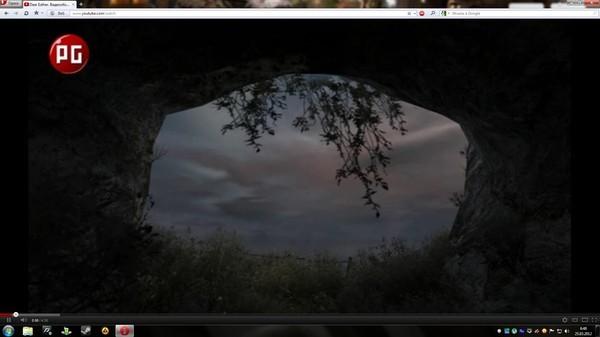 Опера не разворачивает видео на весь экран