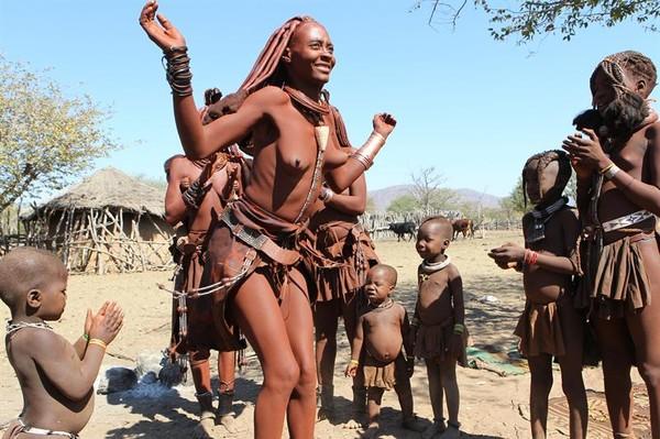Порно шокирующая африка