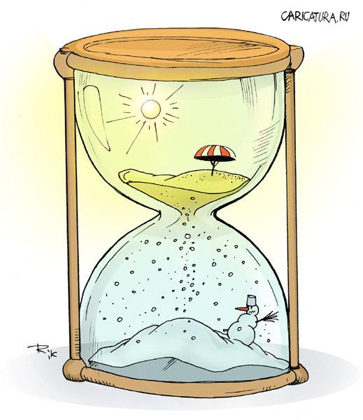 Прикольные картинки песочные часы, паинт новому