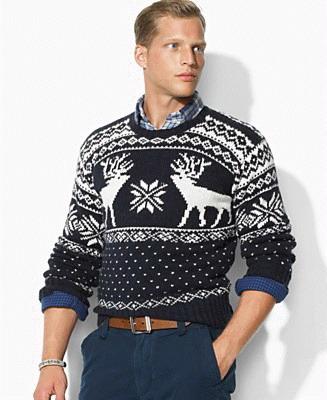 схему вязания для свитера