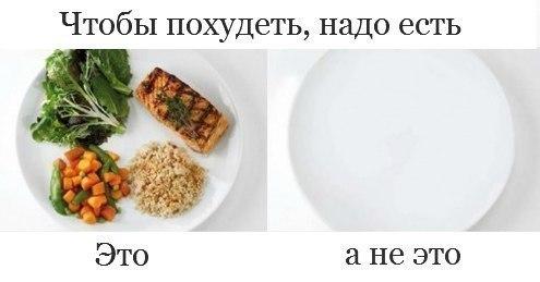 надо есть: