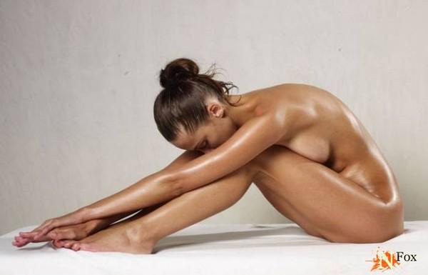 Откровенный фото массаж