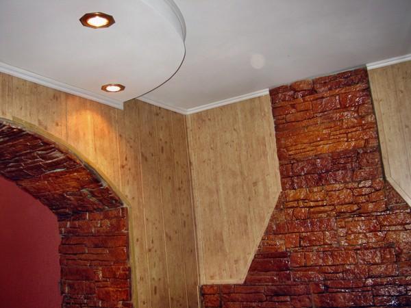 Ответы@mail.ru: Чем покрасить потолок на балконе?побелка,вод.