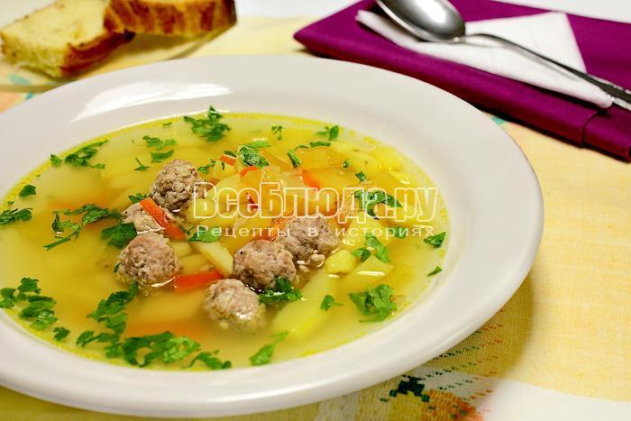 Суп из минтая для ребенка 1.5