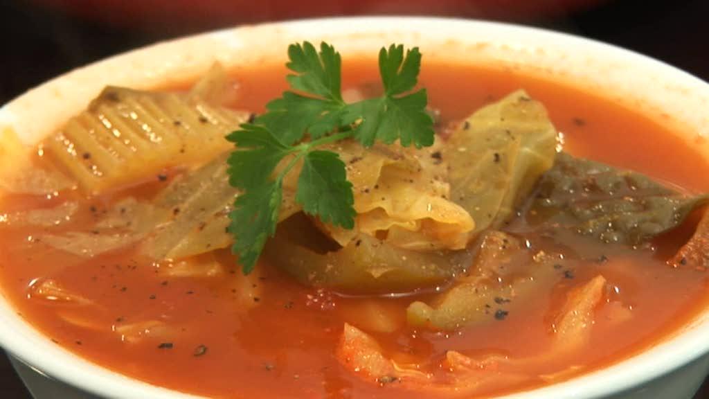приготовление блюд из свежей капусты