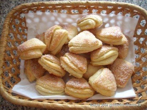 Печенье лапки рецепт с фото