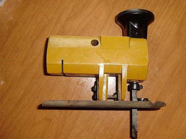 лобзик дрель