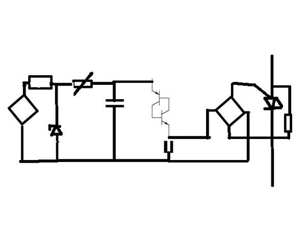 ЛЮБОЙ сисмисторный регулятор