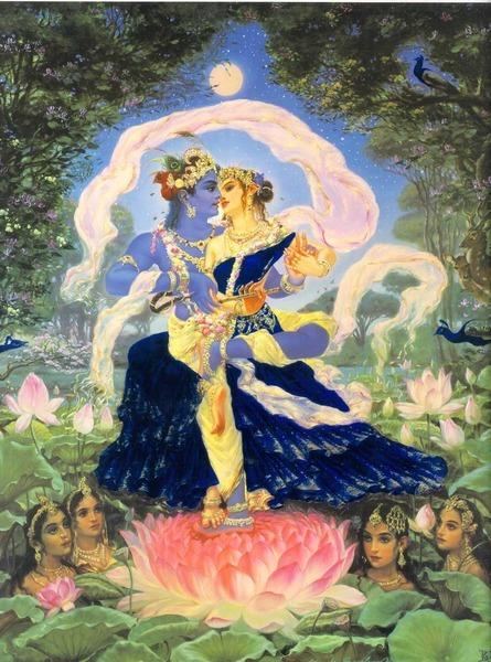 Кришнаиты и секс
