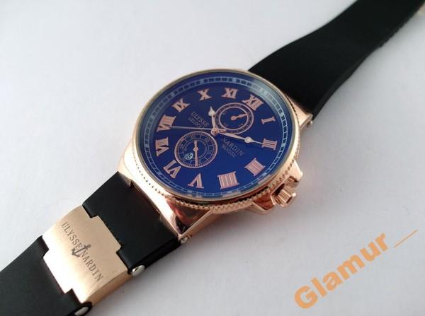 Ulysse nardin часы мужские копии китай