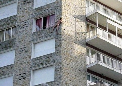 Видео голая на балконе извиняюсь