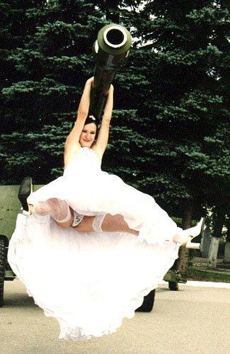 Приколы на выкупе невесты