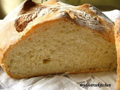 Откуда дырки в хлебе