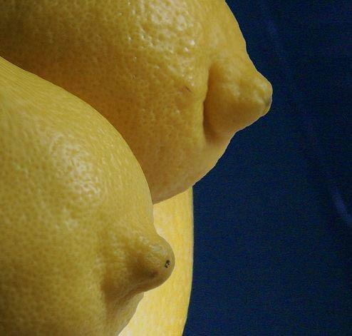 Смешная женская грудь в картинках
