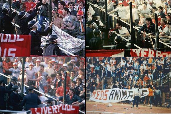 Ювентус- ливерпуль 1985г, эйзель, трагедиЯ видео