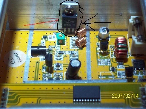 Горят выходные полевые транзисторы