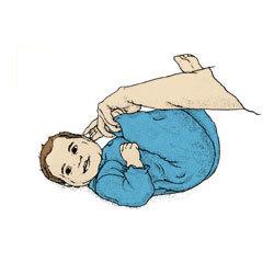 ребенок пукает и плачет в год пол