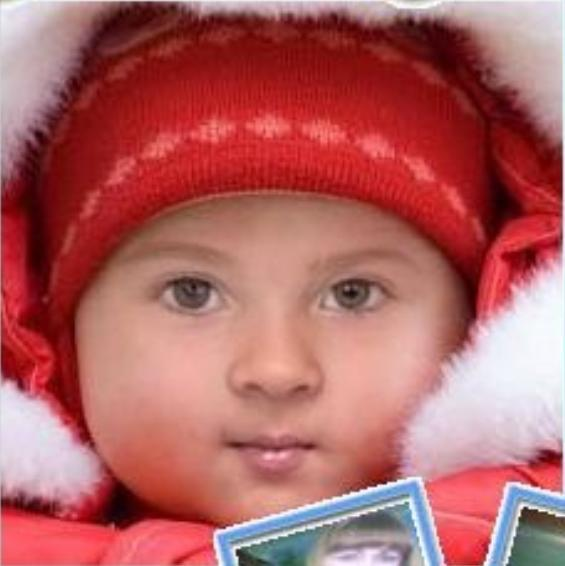 Создай фото будущего ребенка