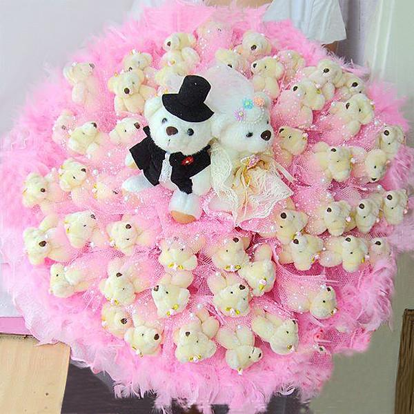 Что можно подарить вместо цветов на свадьбу